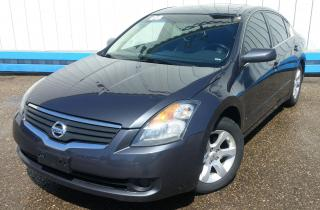 Used 2008 Nissan Altima 2.5 SL *LEATHER-SUNROOF* for sale in Kitchener, ON