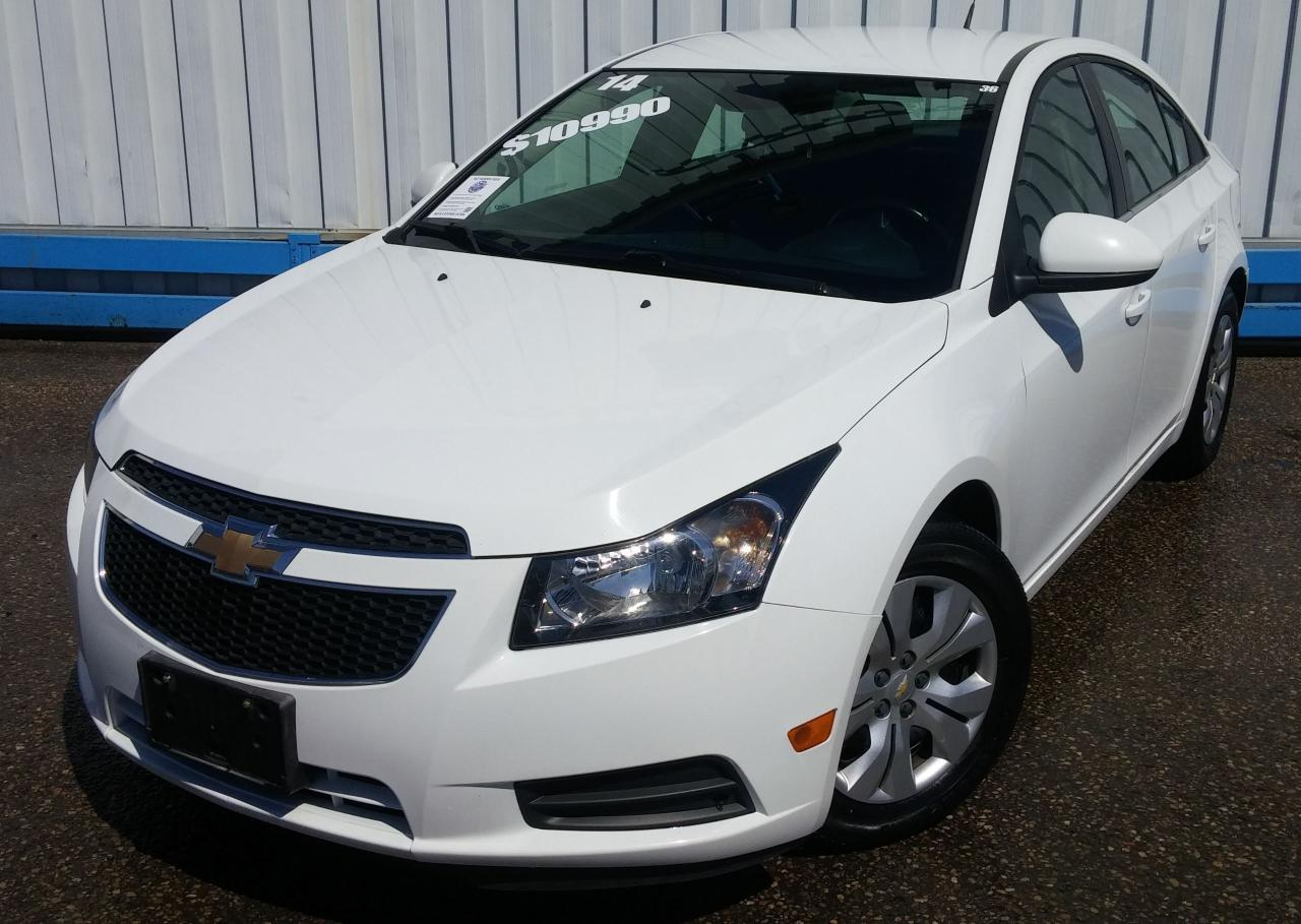 Used 2014 Chevrolet Cruze LT *BLUETOOTH* for Sale in Kitchener ...