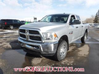 Used 2016 RAM 3500 SXT Crew Cab SWB 4WD 6.7L for sale in Calgary, AB