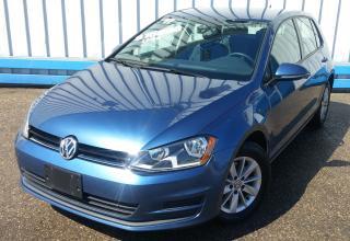 Used 2017 Volkswagen Golf TSI Trendline *HEATED SEATS* for sale in Kitchener, ON