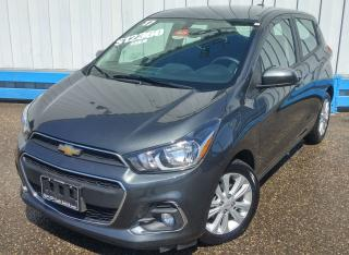 Used 2017 Chevrolet Spark LT *BLUETOOTH* for sale in Kitchener, ON