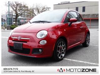 Used 2012 Fiat 500 Sport for sale in Port Moody, BC