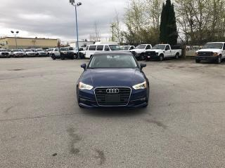 Used 2015 Audi A3 2.0T Technik for sale in Surrey, BC