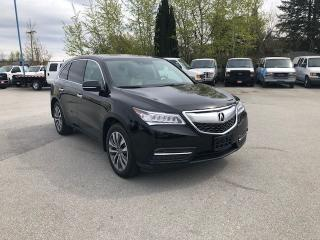 Used 2014 Acura MDX Nav Pkg for sale in Surrey, BC
