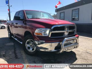 Used 2012 Dodge Ram 1500 ST | HEMI | 4X4 for sale in London, ON