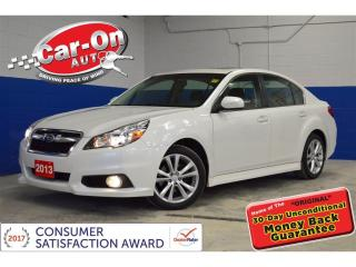 Used 2013 Subaru Legacy 2.5i Touring Package for sale in Ottawa, ON