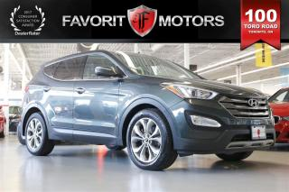 Used 2013 Hyundai Santa Fe Sport 2.0T | SUNROOF | LEATHER | HEATED SEATS | KEYLESS for sale in North York, ON