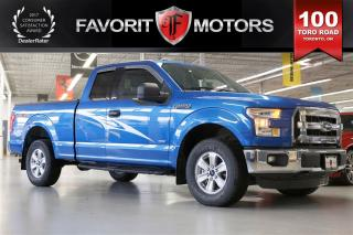 Used 2015 Ford F-150 XLT | SuperCab | AC | REVERSE CAMERA for sale in North York, ON