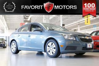 Used 2012 Chevrolet Cruze LT Turbo | for sale in North York, ON