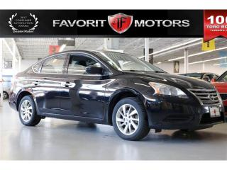 Used 2015 Nissan Sentra 1.8 SV Air Conditioning, Bluetooth, Heated Seats for sale in North York, ON