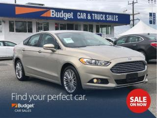 Used 2015 Ford Fusion All Wheel Drive, Navigation, Leather Seating for sale in Vancouver, BC