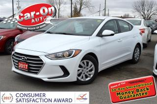 Used 2017 Hyundai Elantra LE only 56,000km for sale in Ottawa, ON