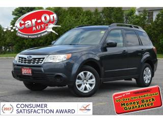 Used 2011 Subaru Forester 2.5 X AWD HEATED SEATS A/C CRUISE for sale in Ottawa, ON
