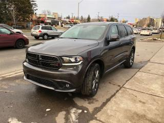 Used 2017 Dodge Durango GT for sale in Toronto, ON