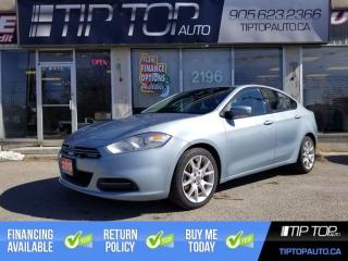 Used 2013 Dodge Dart SXT ** Factory Remote Start, One Owner, Accident F for sale in Bowmanville, ON