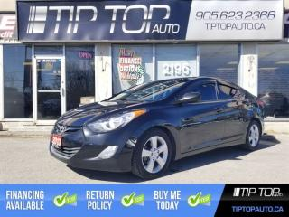 Used 2013 Hyundai Elantra GLS ** Manual, Heated Seats, Sunroof ** for sale in Bowmanville, ON