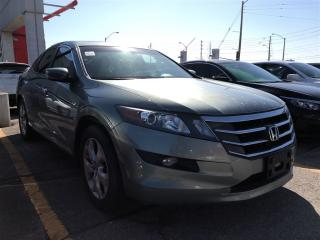 Used 2011 Honda Accord Crosstour EX-L w/Navi for sale in Scarborough, ON