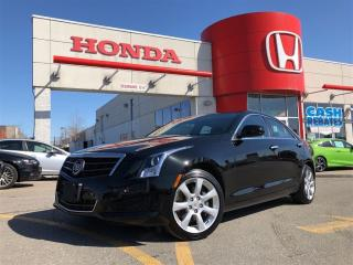 Used 2014 Cadillac ATS AWD, clean carproof, one owner for sale in Toronto, ON