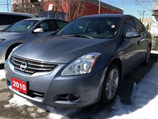 Used 2010 Nissan Altima 3.5 SR, leather, power roof for sale in Scarborough, ON