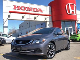 Used 2014 Honda Civic Sedan EX, PRICED FOR QUICK SALE for sale in Scarborough, ON