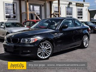 Used 2011 BMW 1 Series 128i for sale in Ottawa, ON