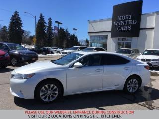 Used 2014 Lexus ES 300 h | NAVIGATION | HYBRID | CAMERA | SUNROOF for sale in Kitchener, ON