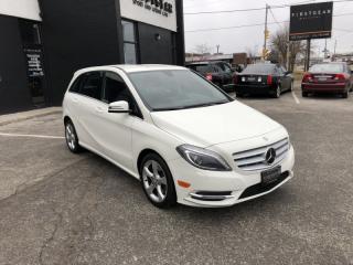 Used 2013 Mercedes-Benz B-Class 4dr HB B250 Sports Tourer for sale in North York, ON