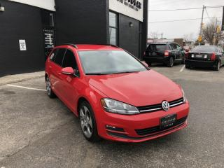 Used 2016 Volkswagen Golf Sportwagen Automatic|Comfortline|Low Mileage for sale in North York, ON