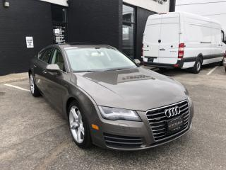 Used 2012 Audi A7 NAVIGATION I LED I 3.0 Premium for sale in North York, ON