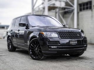 Used 2016 Land Rover Range Rover NAVIGATION I NO ACCIDENT I BACK UP for sale in Toronto, ON