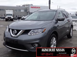 Used 2014 Nissan Rogue SV TECH|NAVIGATION|BLIND SPOT|7 SEATER| for sale in Scarborough, ON