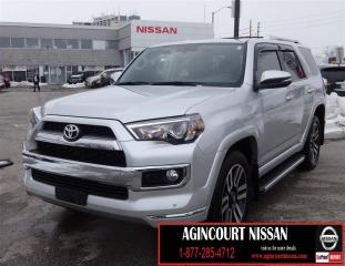 Used 2016 Toyota 4Runner SR5 |NAVIGATION|LEATHER|SUNROOF|7 PASSENGER for sale in Scarborough, ON
