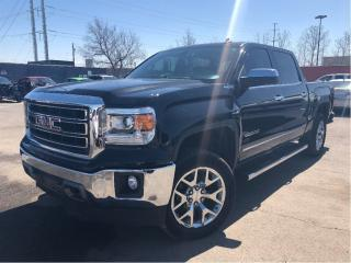 Used 2014 GMC Sierra 1500 SLT 4x4 LEATHER NAVIGATION CHROME for sale in St Catharines, ON