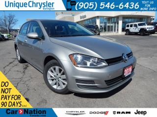 Used 2016 Volkswagen Golf 1.8 TSI Trendline|HEATED SEATS|BLUETOOTH|CAMERA for sale in Burlington, ON