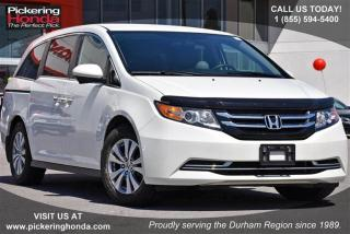 Used 2017 Honda Odyssey EX for sale in Pickering, ON