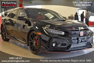 Used 2018 Honda Civic Hatchback Type R 6MT for sale in Pickering, ON