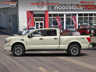 Used 2016 Nissan Titan XD Platinum Reserve  - Navigation - $309.43 B/W for sale in Woodstock, ON