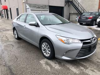 Used 2016 Toyota Camry LE for sale in Toronto, ON