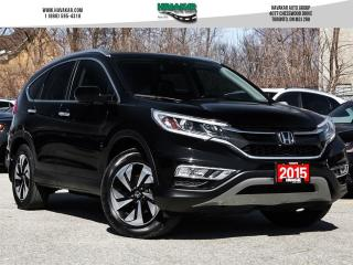 Used 2015 Honda CR-V Touring for sale in North York, ON