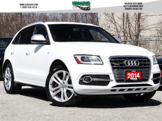 Used 2014 Audi SQ5 3.0 Technik for sale in North York, ON