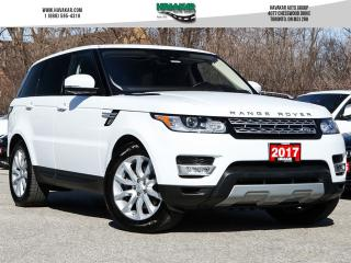 Used 2017 Land Rover Range Rover Sport HSE Dynamic for sale in North York, ON