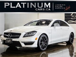 Used 2014 Mercedes-Benz CLS63 S AMG S-MODEL 4MATIC, 575HP, NAVI, PREMIUM for sale in North York, ON