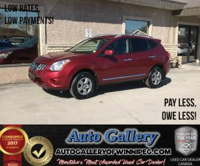 Used 2013 Nissan Rogue S *AWD for sale in Winnipeg, MB