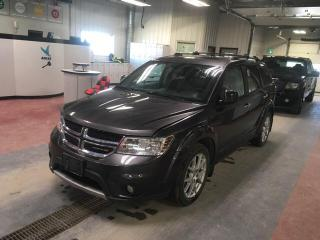 Used 2015 Dodge Journey R/T *AWD for sale in Winnipeg, MB