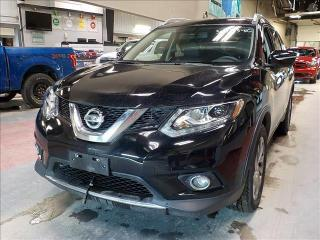 Used 2015 Nissan Rogue SL *AWD for sale in Winnipeg, MB