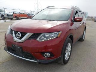 Used 2015 Nissan Rogue SV *B.Tooth for sale in Winnipeg, MB