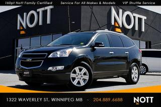 Used 2011 Chevrolet Traverse 1LT Heated Seats Pano Roof 7 P for sale in Winnipeg, MB