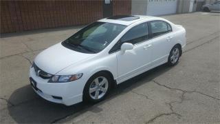 Used 2011 Honda Civic Sdn SE for sale in Burlington, ON