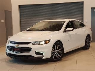 Used 2016 Chevrolet Malibu LT-PREMIER-NAVIGATION-LEATHER-MOONROOF-ONLY 57KM for sale in York, ON