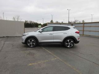 Used 2016 Hyundai TUCSON 1.6T LIMITED AWD for sale in Cayuga, ON